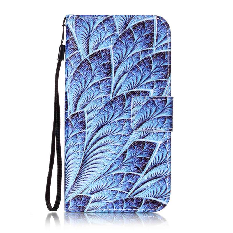 Чехол для LG X Screen blue dazzle дизайн pu кожа флип обложка кошелек для карты памяти чехол для lg stylus ls770