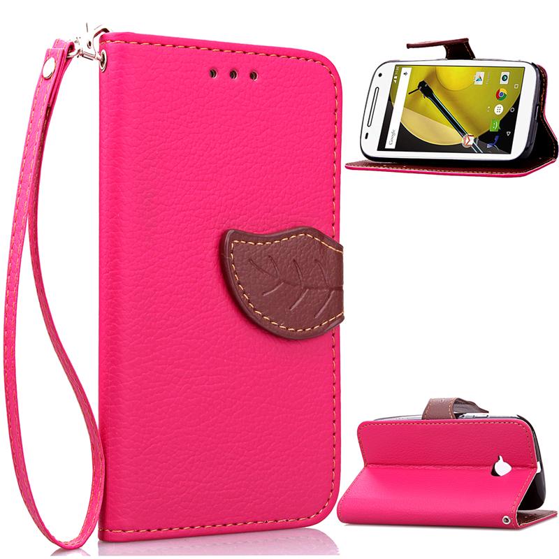 GANGXUN розовый дизайн кожа pu откидная крышка бумажника карты держатель чехол для moto rokr e2