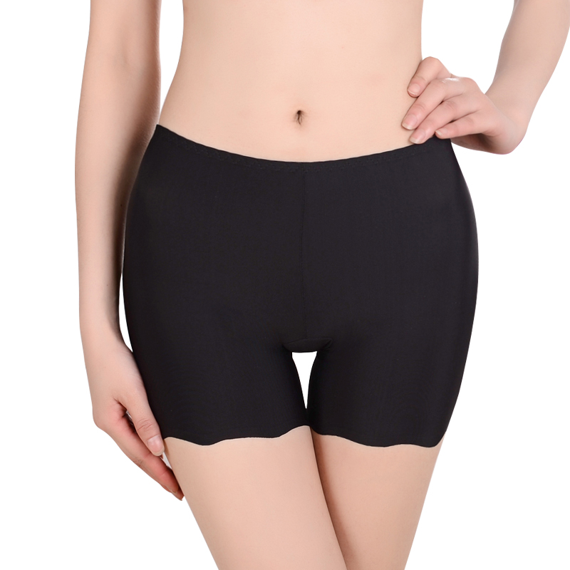 JD Коллекция Белый черный каждый один 160 М [3] модальные установленные штаны безопасности белье г жа анти опустели поножи женщин летом
