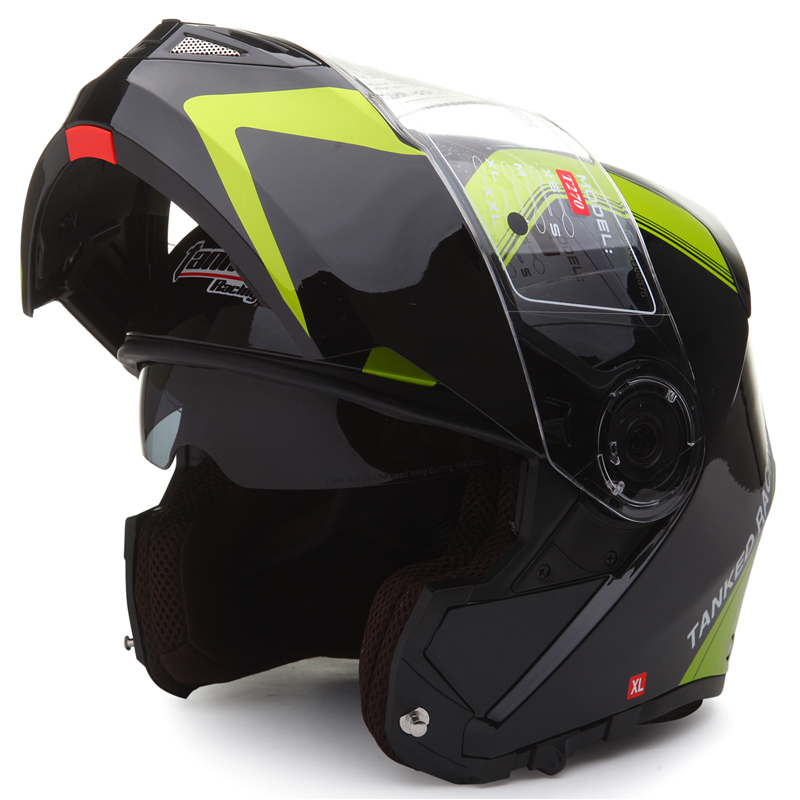 JD Коллекция черный зубчатое колесо XL evomosa motocross helmet off road professional rally racing helmets men motorcycle helmet dot approved qanlity certified