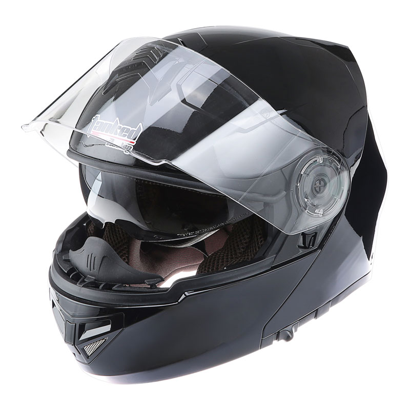 JD Коллекция черный M evomosa motocross helmet off road professional rally racing helmets men motorcycle helmet dot approved qanlity certified