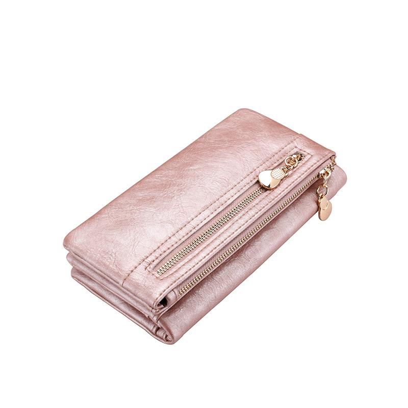 AEROLINE Розовый цвет бумажник golden head портмоне кошелек 3302 50 1