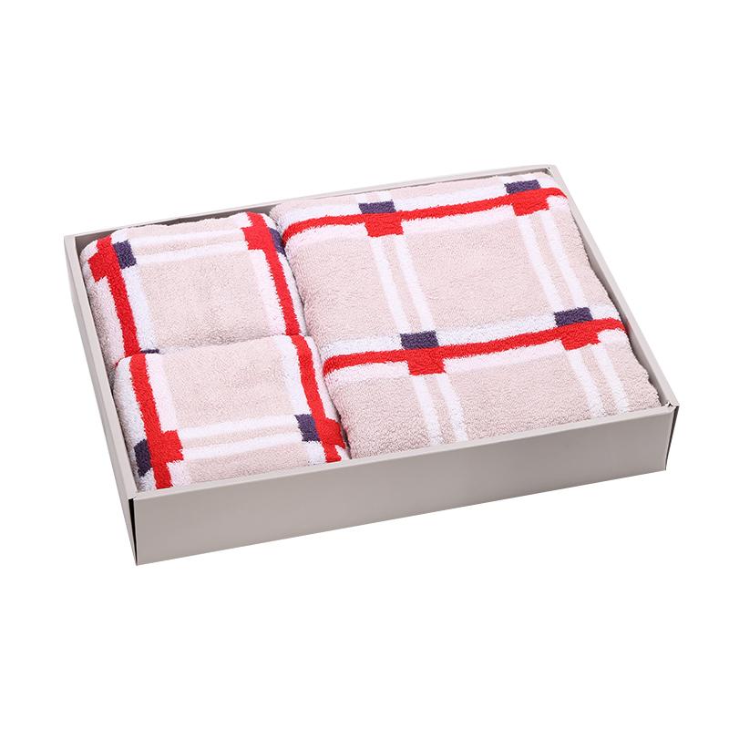 Jiabai красный Площадь, полотенце, полотенце