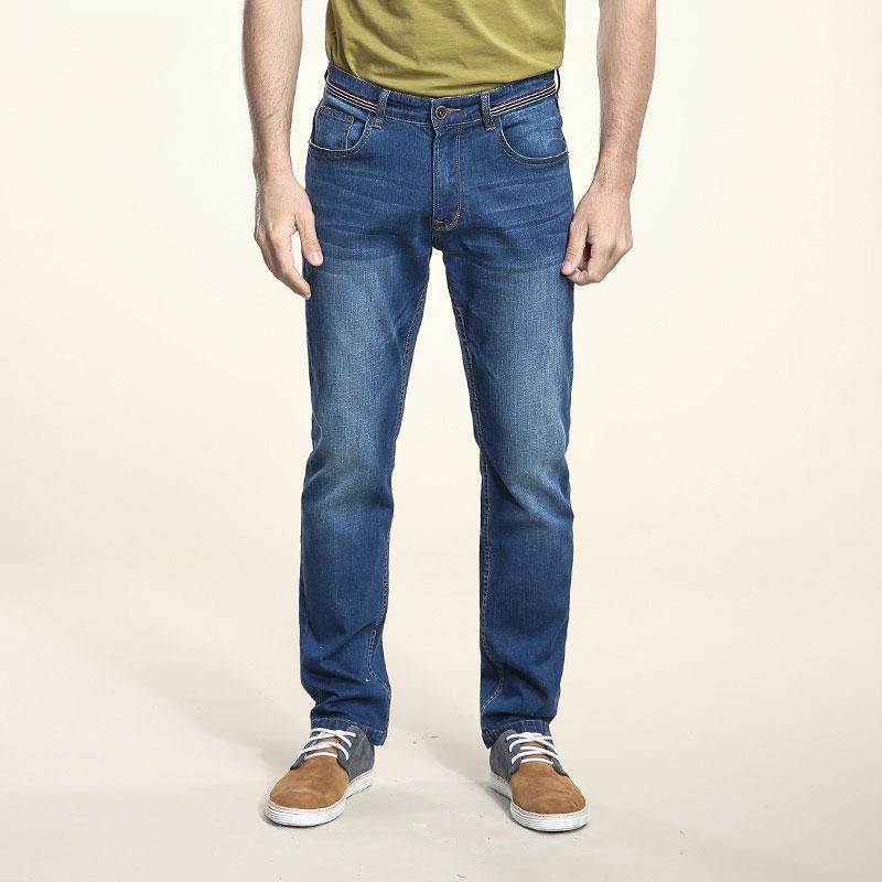 JD Коллекция синий 31 camel camel мужская мужская талия тонкие брюки бизнес повседневные джинсы x6x269113 синий 32