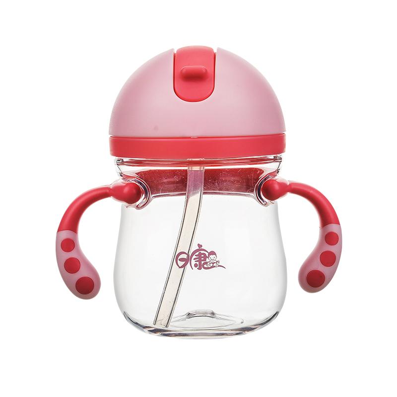 JD Коллекция 300мл Хорошие всасывающие чашки чашки полупрозрачный розовый шейкер irontrue 700 мл its901 600 розовый черный белый