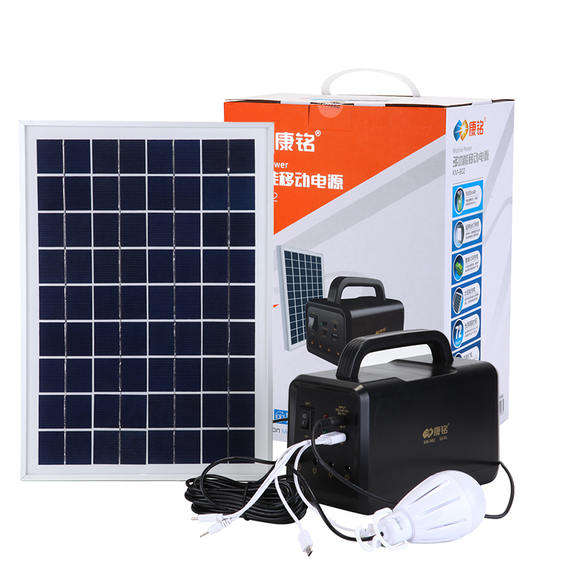 JD Коллекция KM-902 включая солнечные панели со светодиодной подсветкой KANGMING