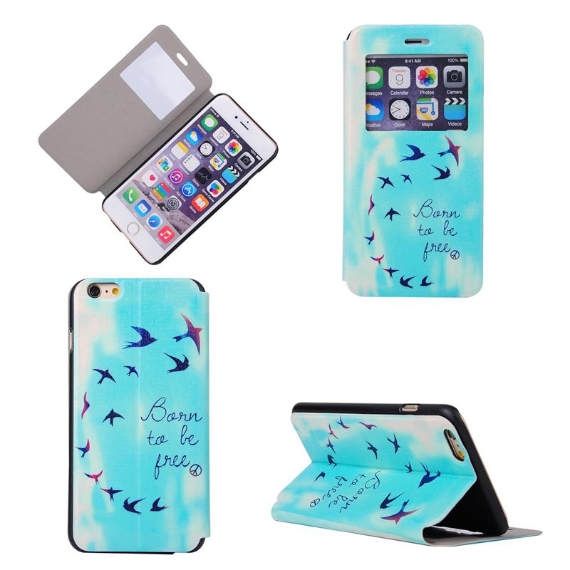 GANGXUN mooncase чехол для iphone 6 plus 6s plus 5 5 флип pu держатель карты стенд кожаный чехол обложка feature no a09