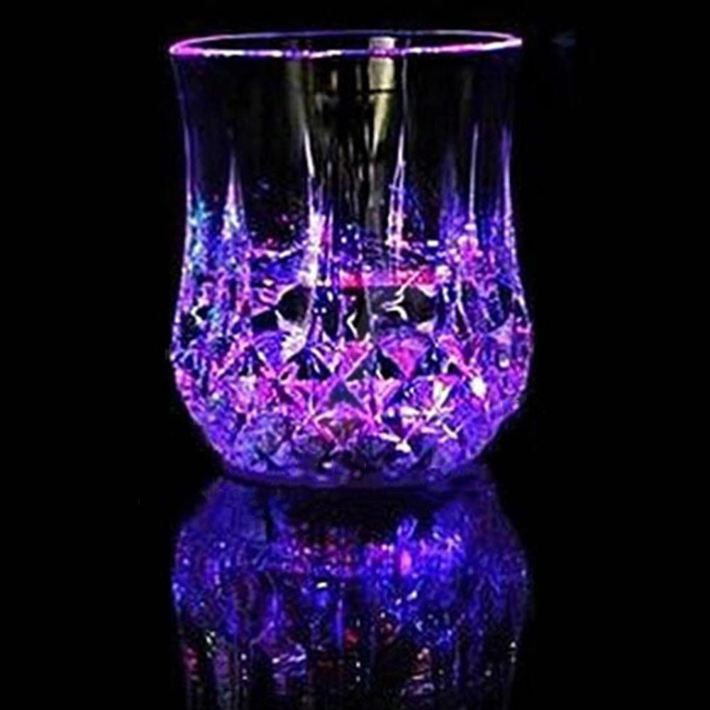 MyMei Розовый 2016new eco friendly high quality plastic pp 5l colorful led ice bucket champagne wine beer luminous cooler for bar party