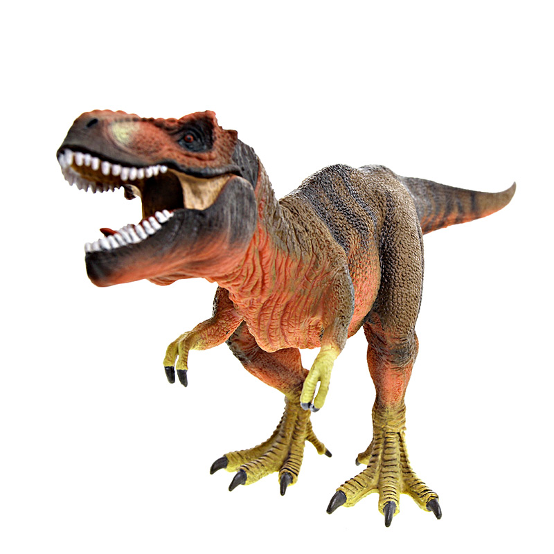 JD Коллекция Тираннозавр в красном дефолт дисней disney боулинг боулинг мультфильм ребенка образовательные раннего детства детские игрушки спортивный костюм ad66035 q