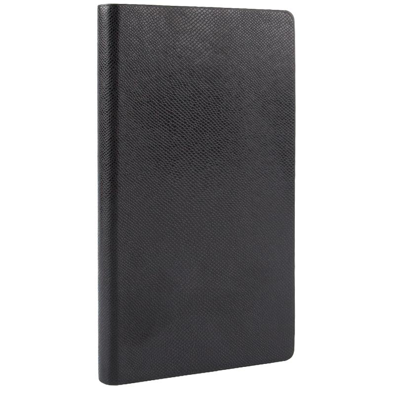 JD Коллекция дефолт 25k120 эту страницу жесткая черная кожа широкий guangbo gbp0619 25k 120 эту страницу классический бизнес ноутбук дневник означает случайный цвет