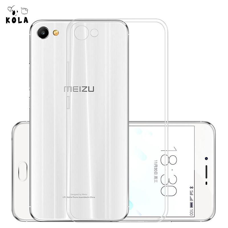 цены JD Коллекция Прозрачный Meizu MX