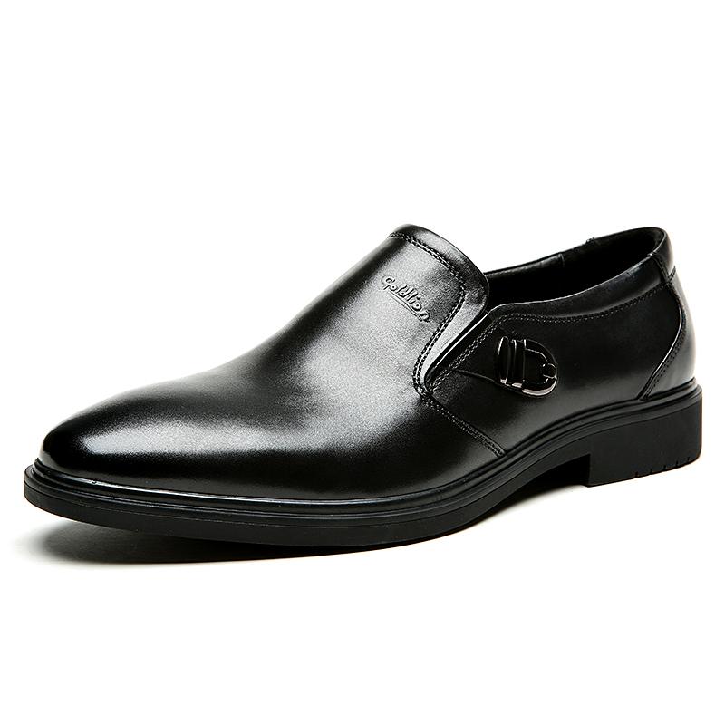 JD Коллекция черный 41 goldlion goldlion мужская обувь обувь для обуви удобная обувь derby легкая удобная обувь 571710304ada black 38 ярдов