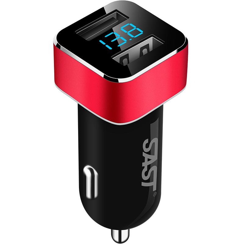 SAST Dual USB красный дефолт ющенко sast радиоуправляемые колонки n 519 портативный мини аудио плеер с квадратным танцем пожилая пение