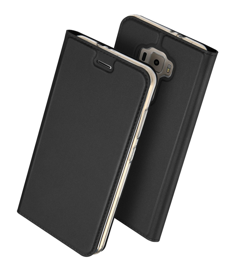 GANGXUN черный цвет аксессуар чехол asus zenfone 3 ze552kl skinbox slim silicone transparent t s aze552kl 005