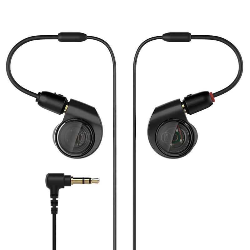 JD Коллекция Черный DT301Чёрный цвет Audio-Technica