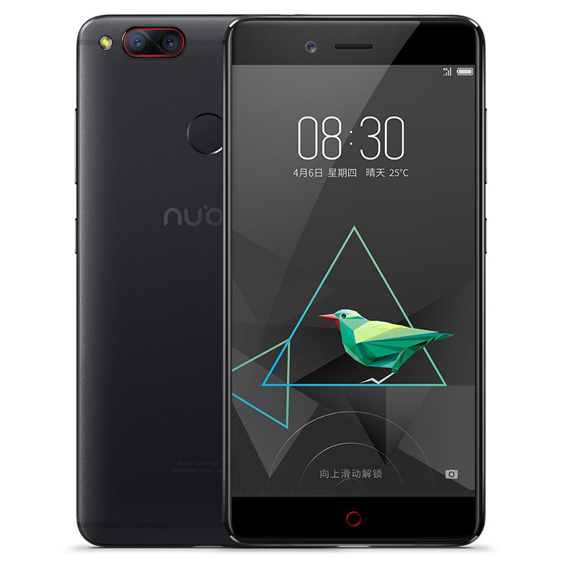nubia Черный 6GB64GB nubia z11 смартфон