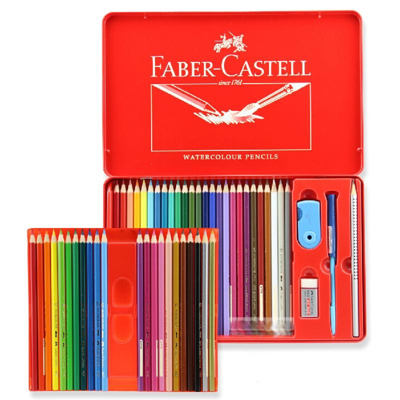 JD Коллекция Утюг Box 48 Цвет растворимы карандаши