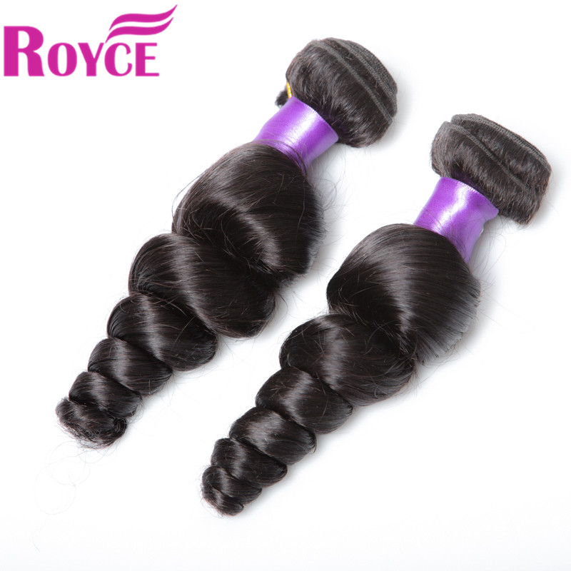 ROYCE 10 дюймов loose wave brazilian hair weave wholesale 10 bundles virgin unprocessed human hair weave natural color 10 28 alot hair products