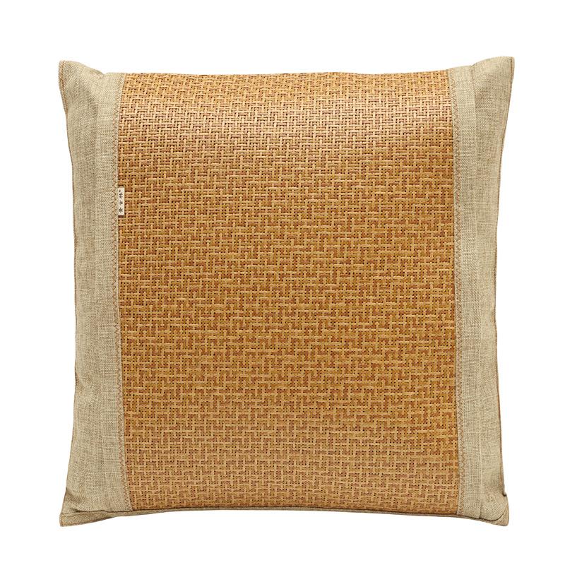 JD Коллекция Одно покрытие подушка 45 45см jd коллекция капок подушка односторонняя 45 70см
