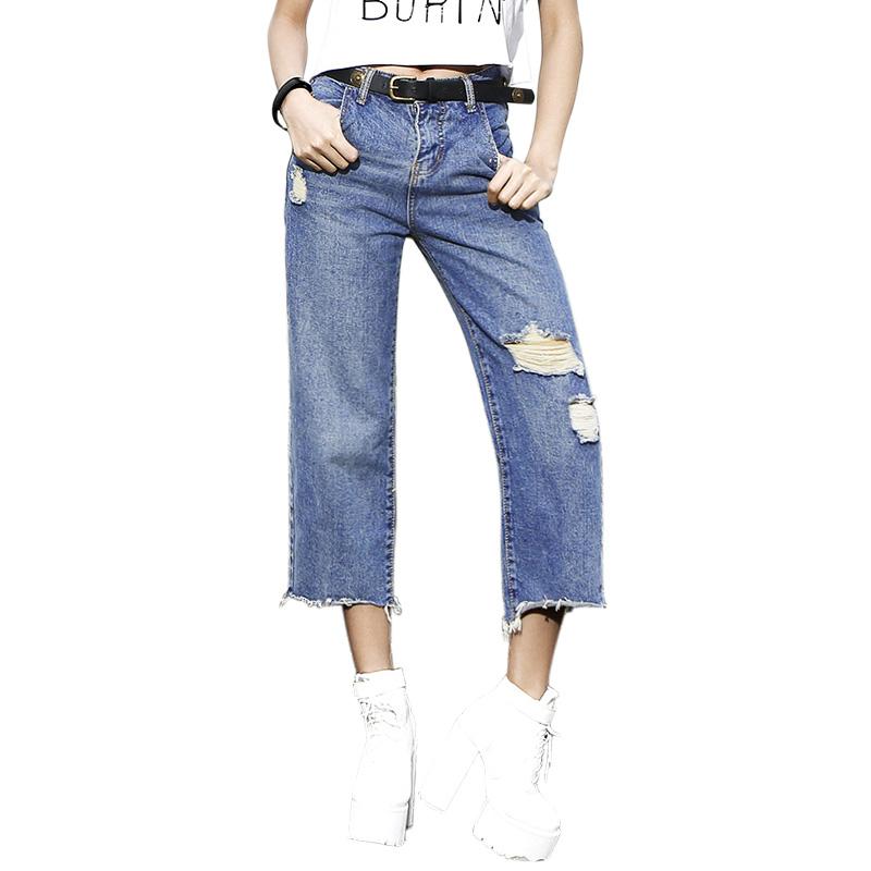 JD Коллекция Светло-голубые широкие брюки ноги 27 elizabeth and james широкие брюки