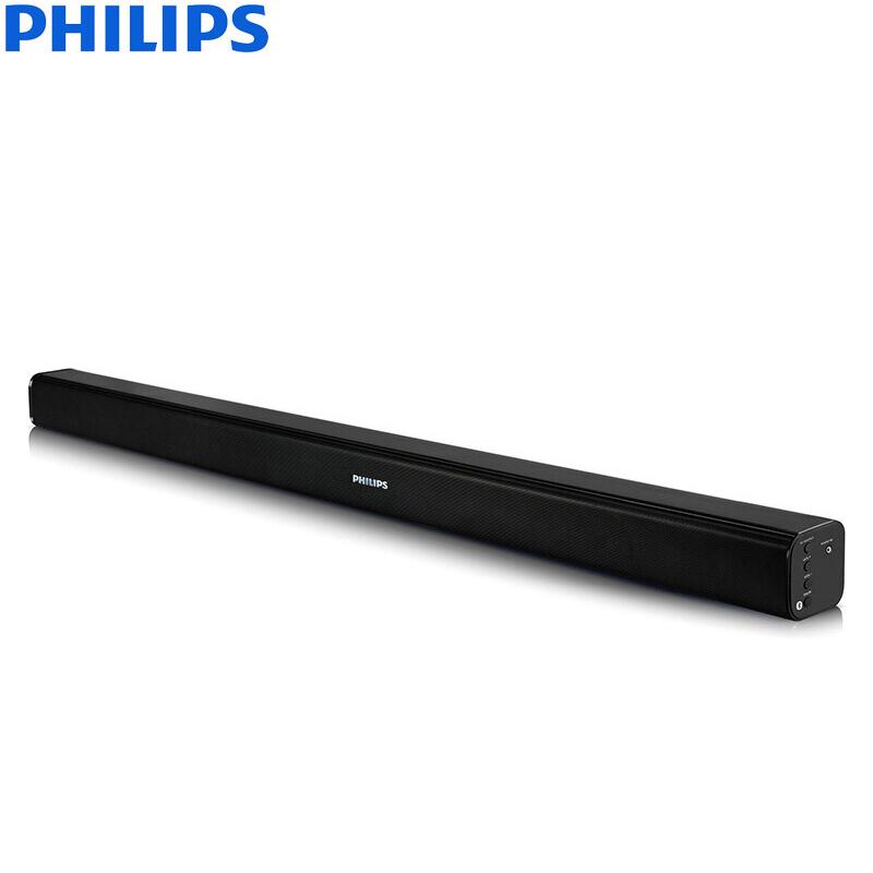JD Коллекция Philips 1000 дефолт soaiy saaiy sa 115 улучшен аудио аудио аудио домашний кинотеатр беспроводной bluetooth эхо стена soundbar audio