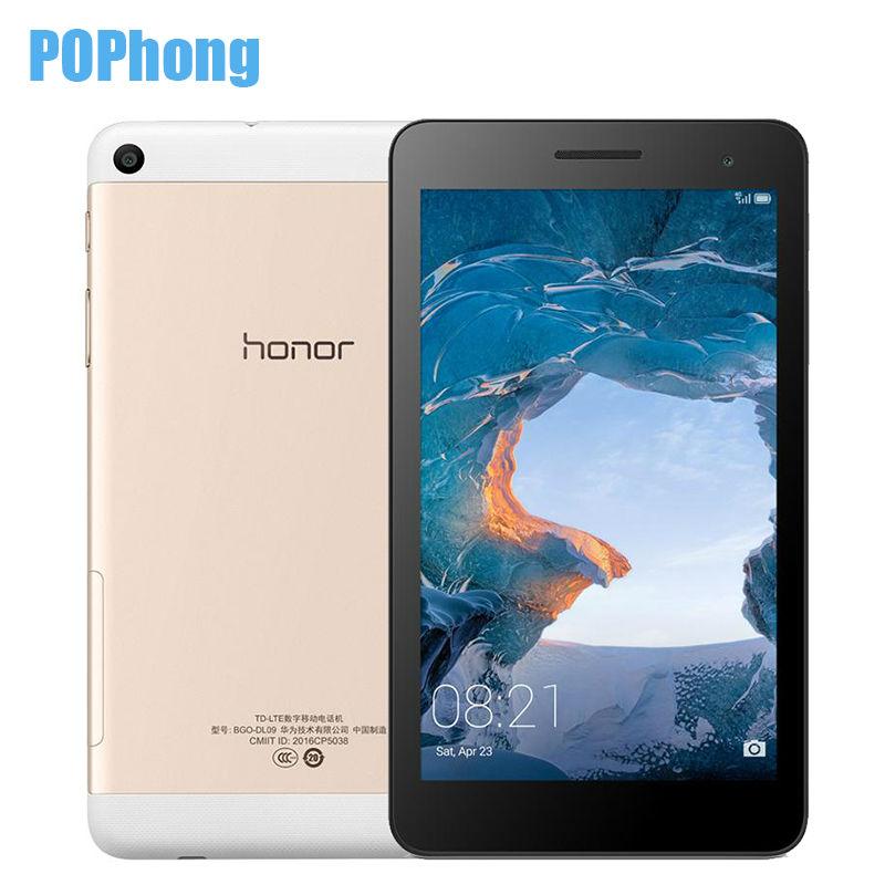 HUAWEI BGO-DL09 huawei honor x1 android 4 2 2 quad core 3g phone tablet pc w 7 0 screen 2gb ram 16gb rom white