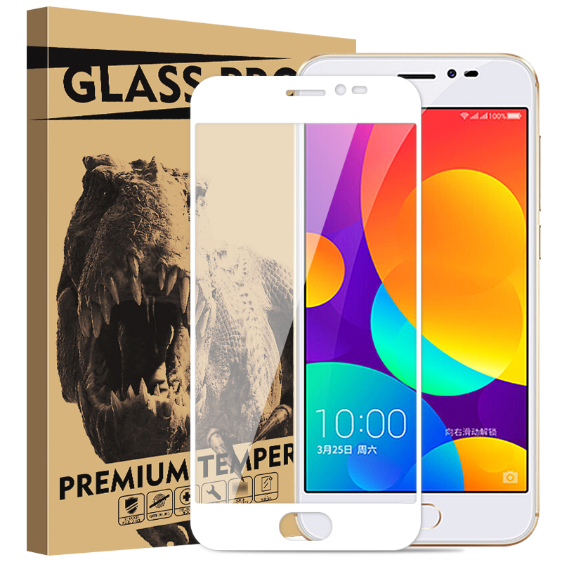 JD Коллекция f5 пленка 360 kola стального телефона защитная пленка покрывает весь экран для f5 белого телефона 360