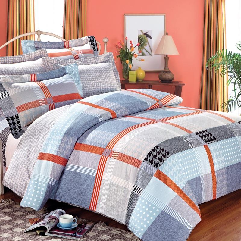 JD Коллекция цвет жизни 15 кроватьнатяжная простыня mercury постельные принадлежности набор 4 штуки простыня с набивной чехол на одеяло 100