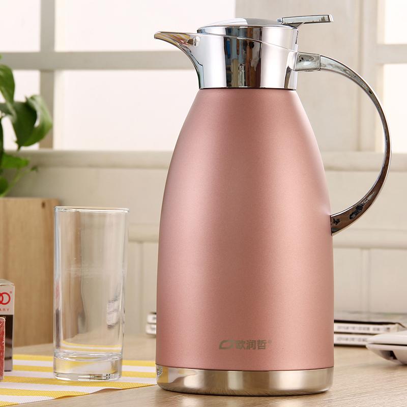 JD Коллекция stainless steel vacuum coffee insulation pot