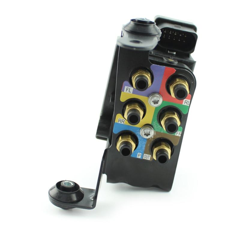 PAO MOTORING соленоид подачи воздуха для bmw x5 e70 e71 e72 e39 e61 воздух подвеска компрессор клапан блока oem 37206859714