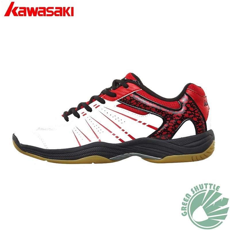 KAWASAKI K-063 white 36 ярдов sneakers women trainers breathable print flower casual shoes woman 2018 summer mesh low top shoes zapatillas deportivas