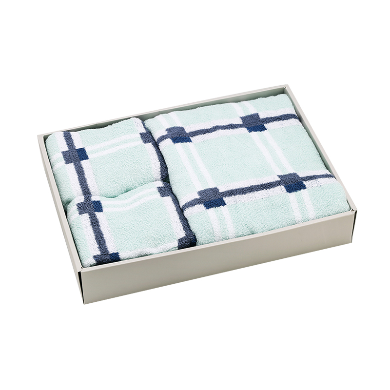 Jiabai синий Площадь, полотенце, полотенце