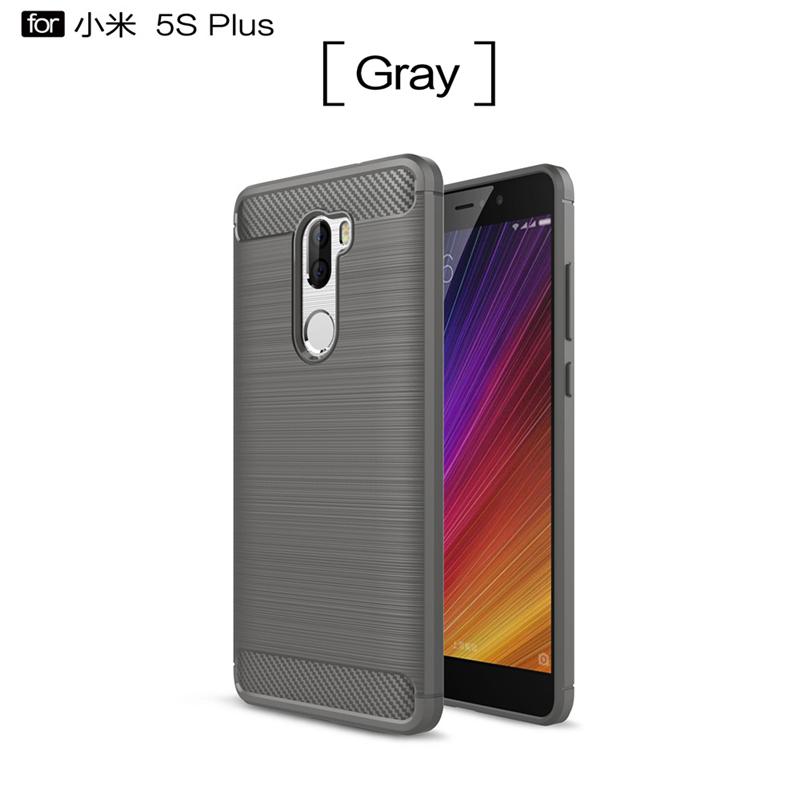 GANGXUN Серый чехол для Xiaomi Mi 5s Plus