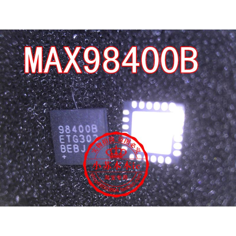 CazenOveyi max98400b 98400b qfn