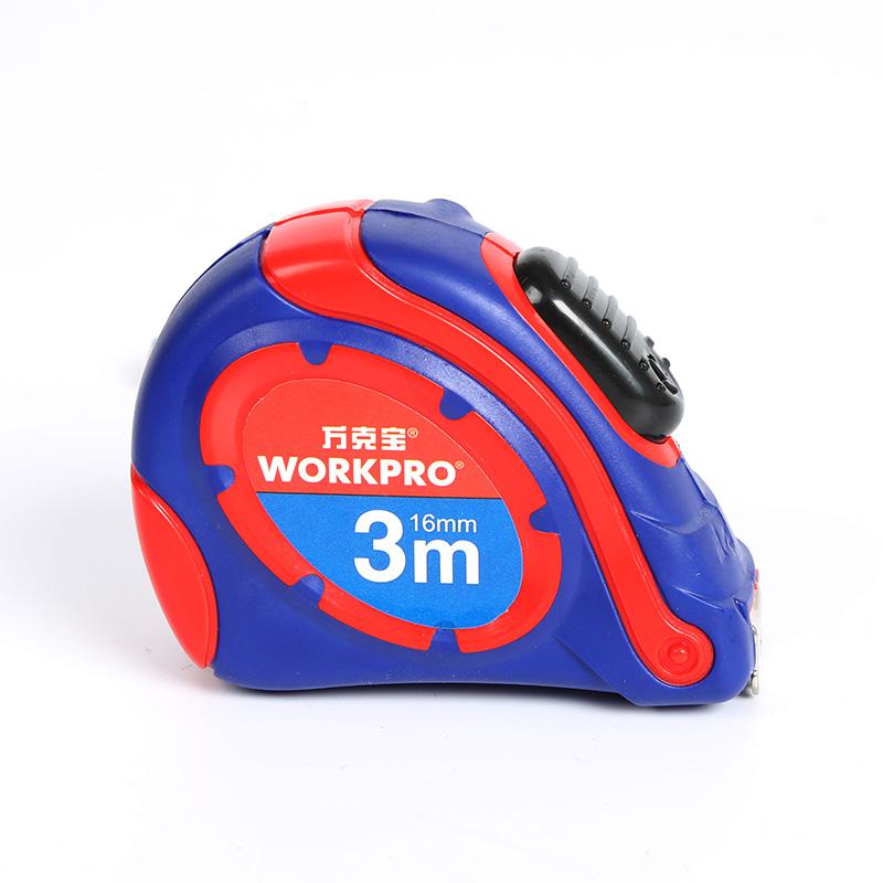 JD Коллекция Новый красный и синий 3M Рулетка рулетка 2501515 3м 16мм автостоп