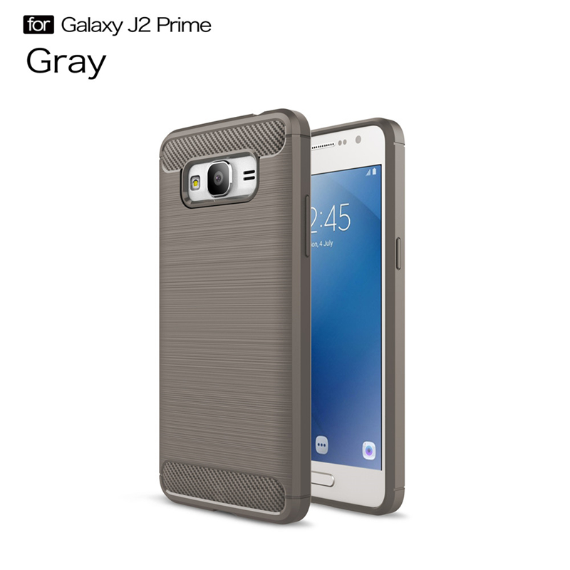 GANGXUN Серый цвет samsung galaxy j3 prime case anti slippery устойчивость к царапинам противоударная легкая крышка бампера для galaxy j3 prime