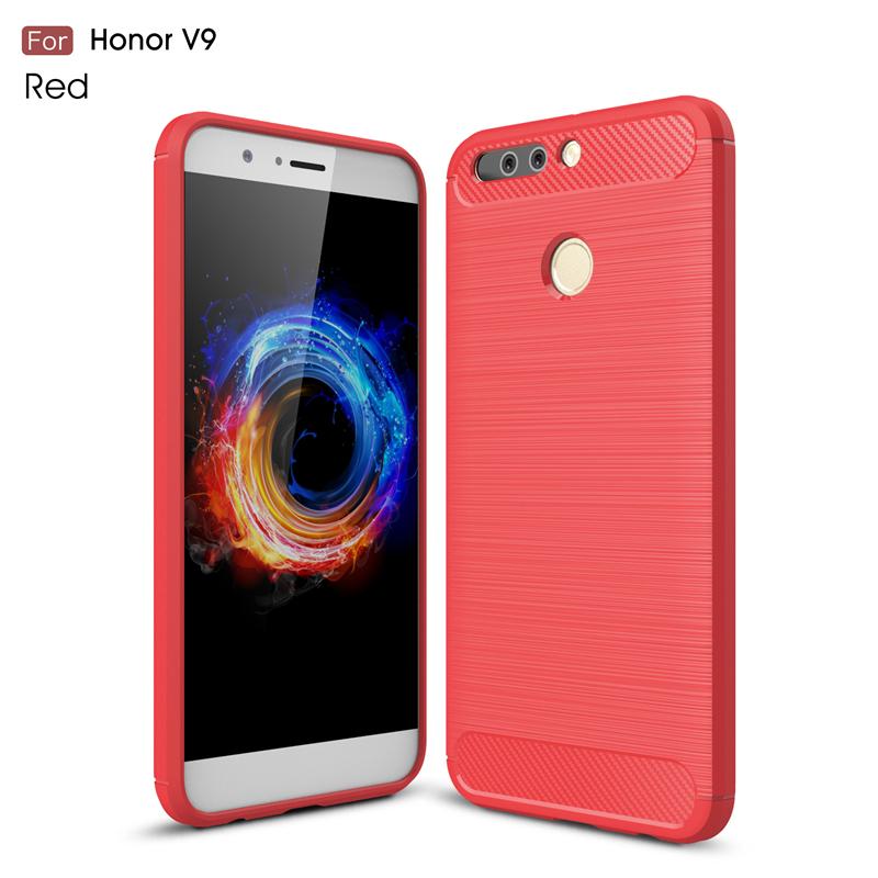 GANGXUN Красный Huawei Honor 8 Pro случай