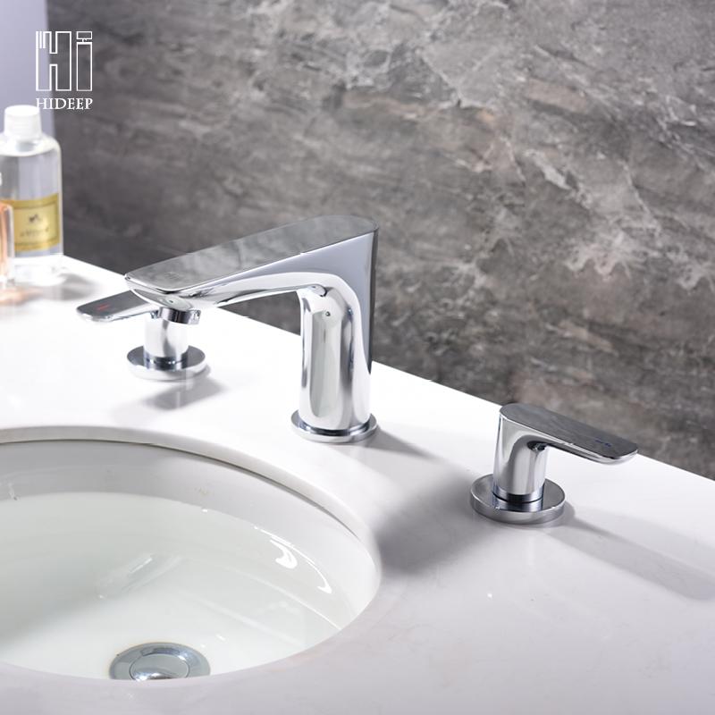 HIDEEP Смеситель для умывальника смеситель для ванной gross aqua elegance 7514500с 35f