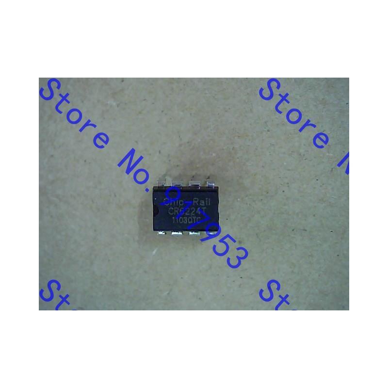 CazenOveyi free shipping 10pcs cr6224 cr6224t management ic dip8