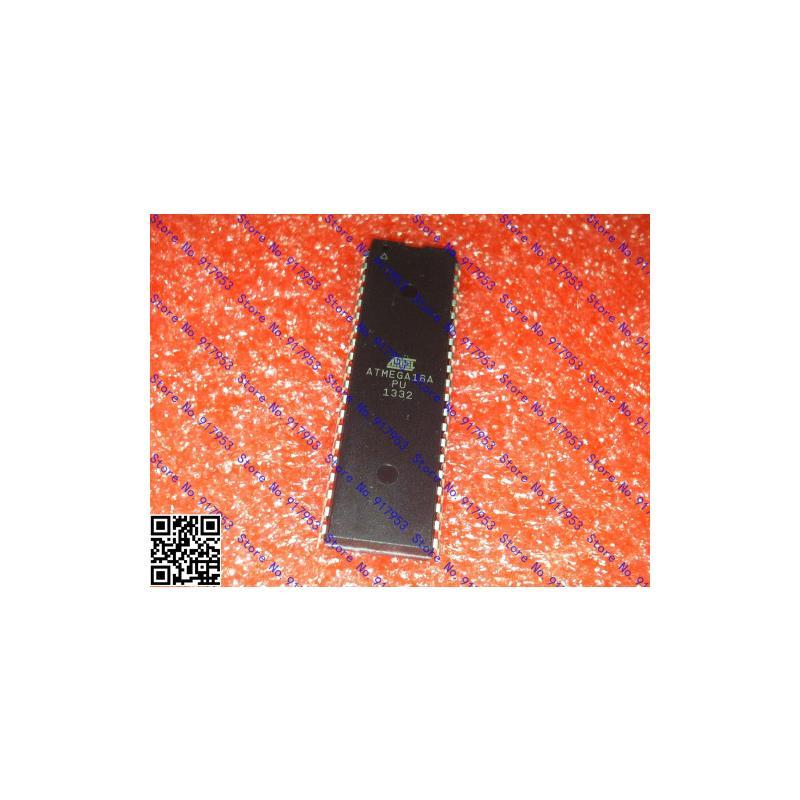 CazenOveyi free shipping 2pcs new atmega16 atmega16a pu avr microcontroller dip40