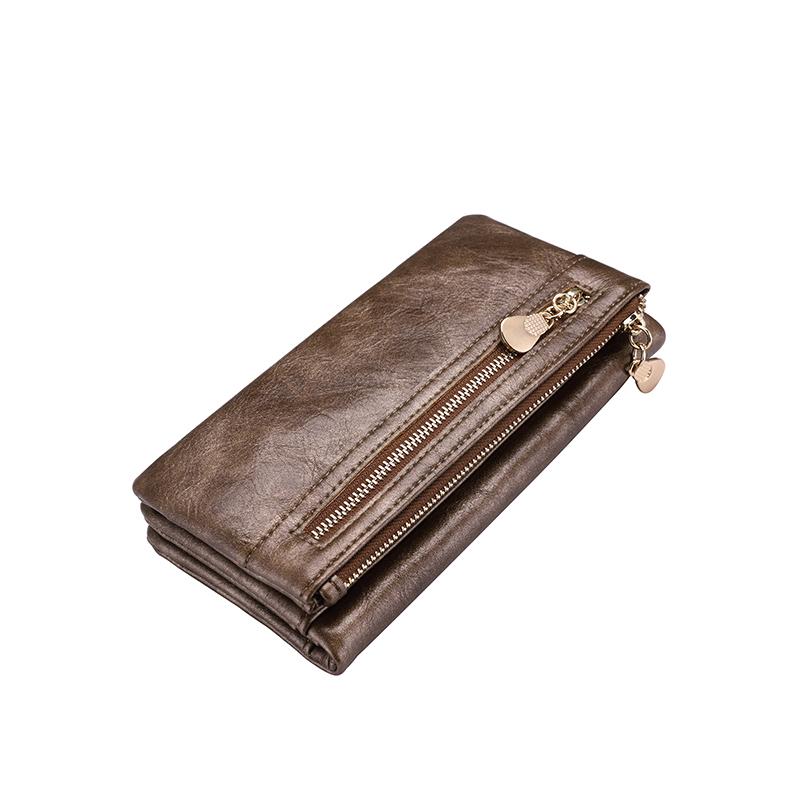 AEROLINE Коричневый цвет бумажник golden head портмоне кошелек 3302 50 1