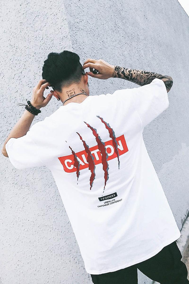 Andralyn Белый цвет Номер L футболки