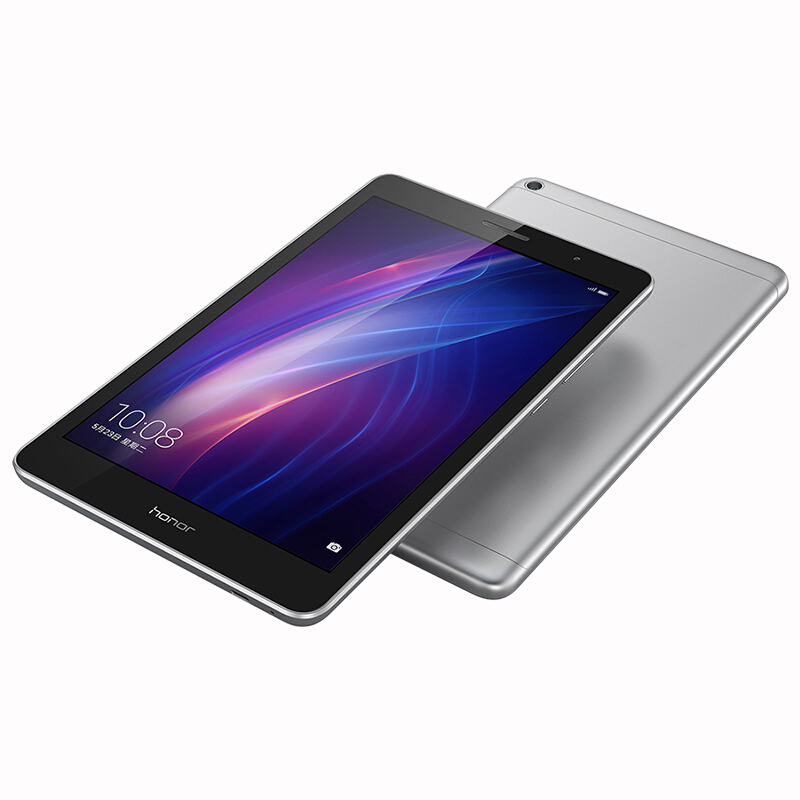 HUAWEI серый KOB-W09 WIFI huawei honor x1 android 4 2 2 quad core 3g phone tablet pc w 7 0 screen 2gb ram 16gb rom white