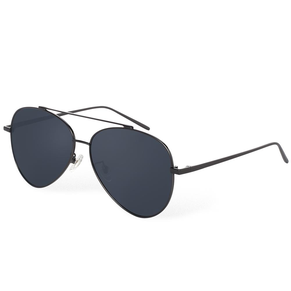 BLUEKIKI YEUX Чёрный цвет a j morgan keith 53408 aviator sunglasses