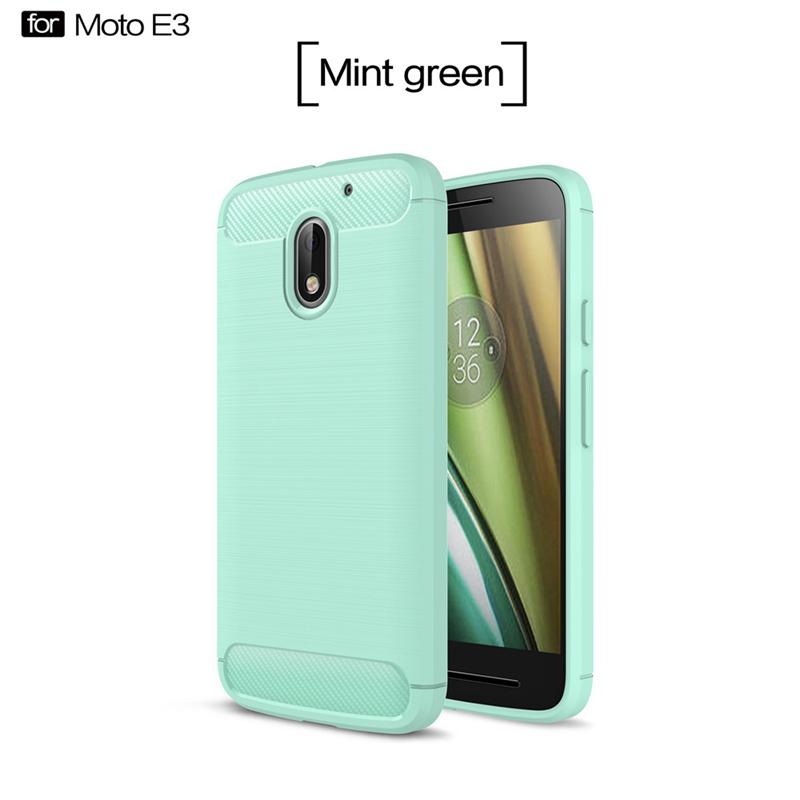GANGXUN Зеленый цвет Обложка для  Motorola Moto E3