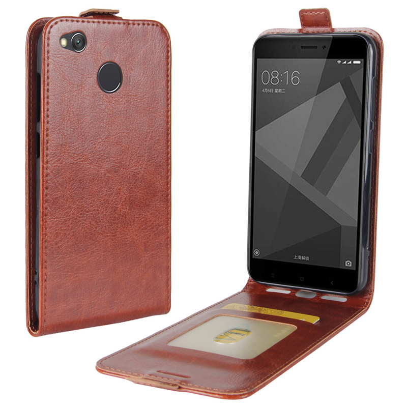 GANGXUN Brown смартфон xiaomi redmi 4x 16gb gold