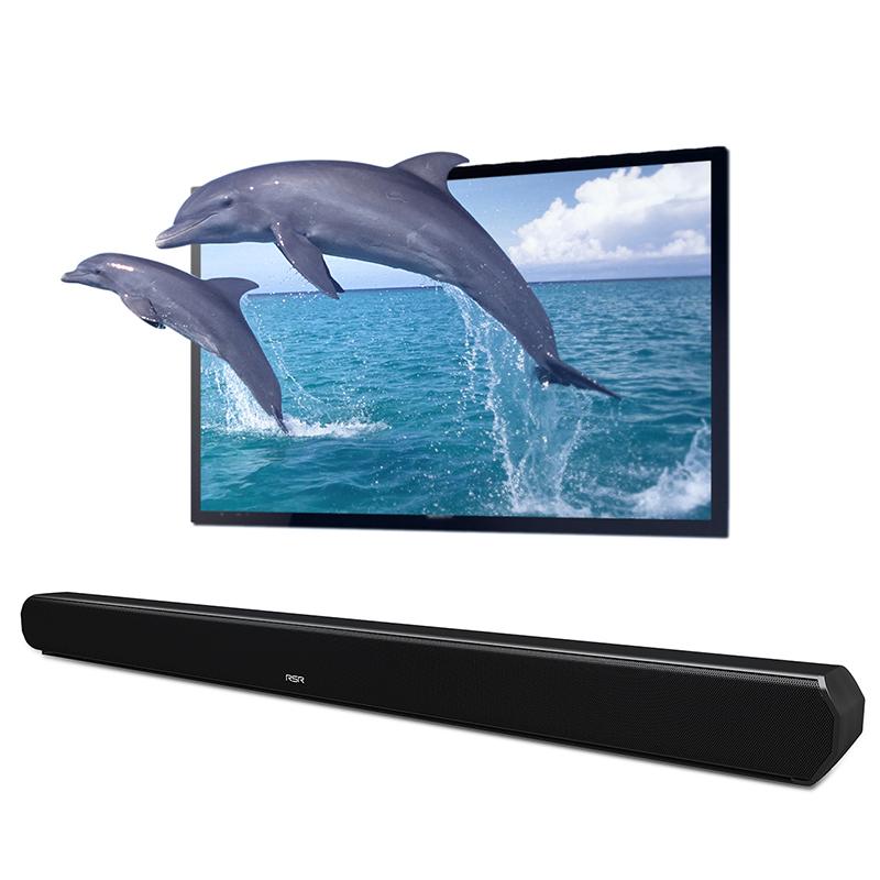 JD Коллекция TB232C дефолт rsr tb232c колонки tv стерео bluetooth шептались галерея soundbar с домашней гостиной висит стену звука черного