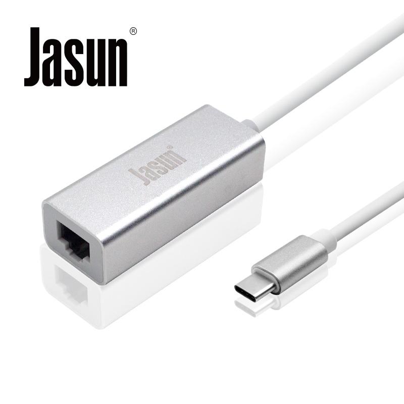 JD Коллекция кабель создание типа c для rj45 адаптера usb3 1 gigabit ethernet концентратора 12 поворота usb3 0hub три дюйма внешней карты cd0037 macbookusb с