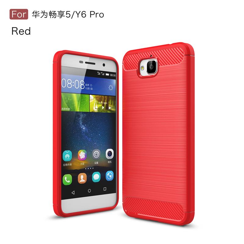GANGXUN Красный смартфон huawei y6 pro золотой