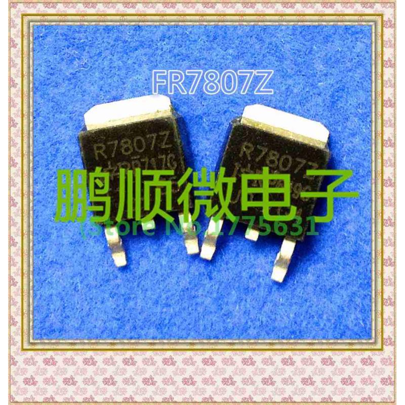 CazenOveyi 20pcs lot irlr7807z to 252